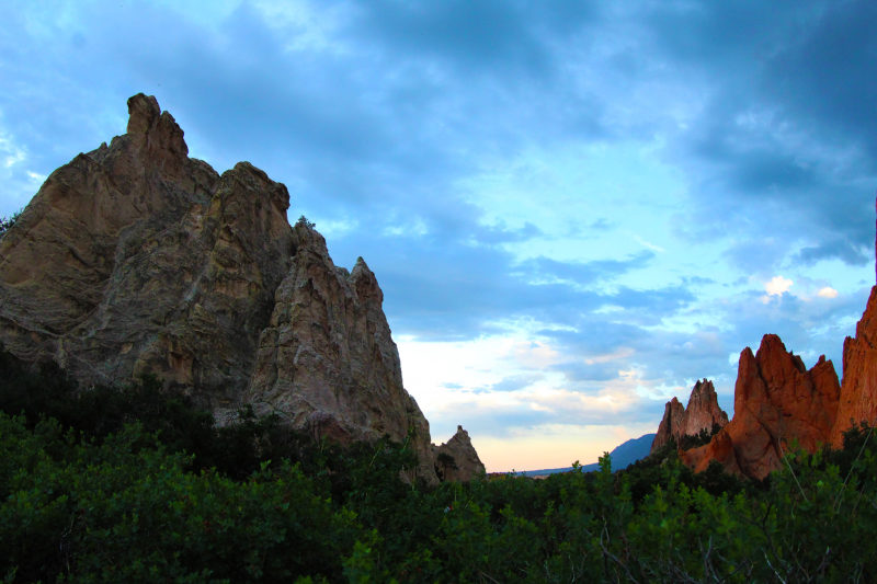 Garden of the Gods - Jagged Peaks