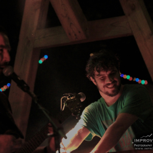 Keith Allen and Julian Sizemore (The Mantras) Floydfest 2017 - Floyd, VA