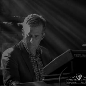 Al Gamble (St. Paul and the Broken Bones) Floydfest 2017 - Floyd, VA