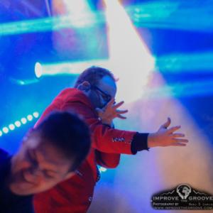 Browan Lollar and Paul Janeway (St. Paul and the Broken Bones) Floydfest 2017 - Floyd, VA
