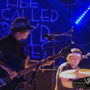 Steven Terebecki and Jordan Richardson (White Denim) Floydfest 2017 - Floyd, VA