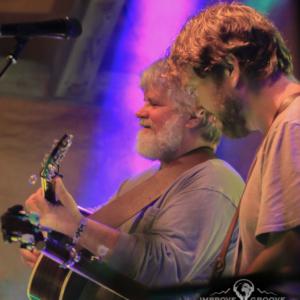 Vince Herman and Andy Thorn (Leftover Salmon) Floydfest 2017 - Floyd, VA